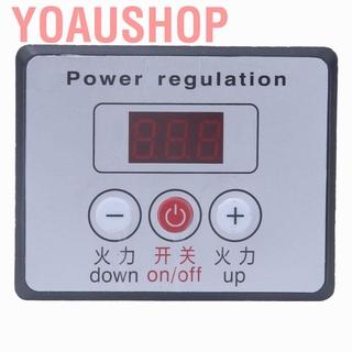 Yoaushop Scr 晶閘管穩壓器 10000w 220v 用於烤箱火鍋加熱管控制