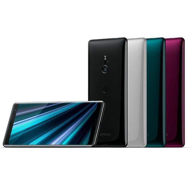 二手(中古) Sony Xperia XZ3 H9493(4G + 4G 雙卡雙待 1900萬畫素 6吋 8核)