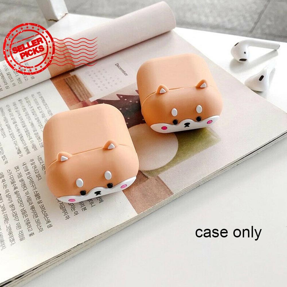 可愛的柴犬 Airpods 1 / 2 / 3 代 Airpods Pro Case C9N4