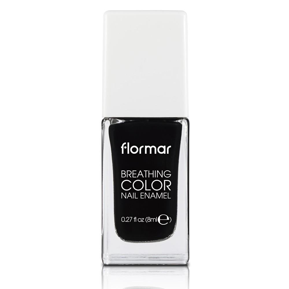 Flormar 輕羽指甲油24黑天鵝的放肆8ml[flormar_taiwan]