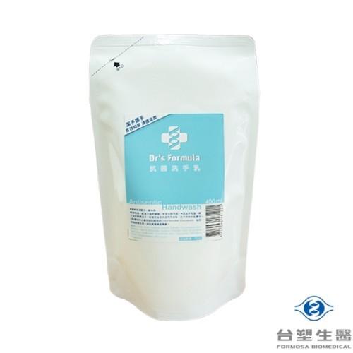 台塑生醫Drs Formula 抗菌洗手乳補充包 (400cc)
