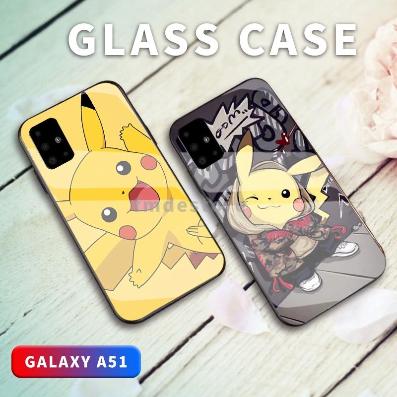 Galaxy A51 A20 A30 A50 A20s A30s A50s Case皮卡丘