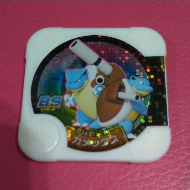 現貨 神奇寶貝pokemon tretta 卡匣 特別01彈 大師等級 級別 四星 4星 超級水箭龜