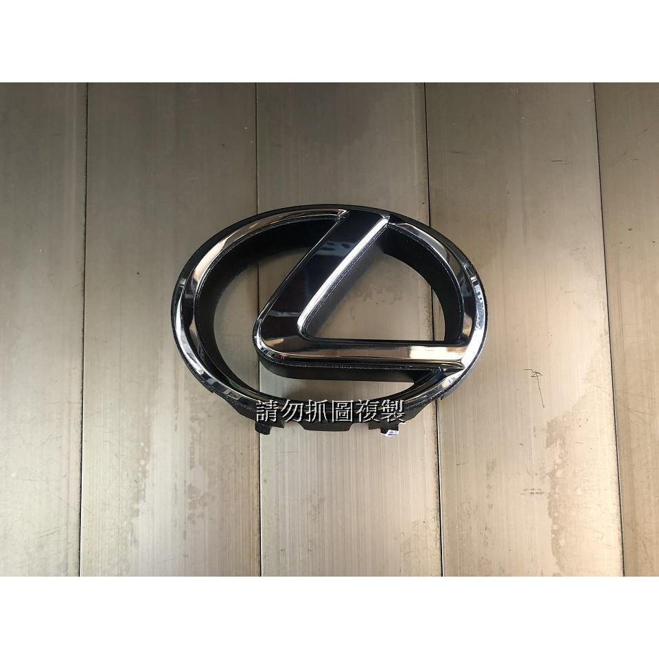 LEXUS GS300 98 99 00 原廠全新品 水箱罩標誌