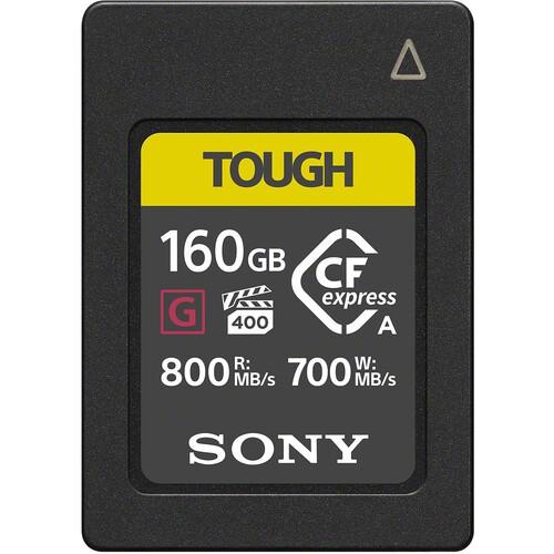 【SONY】160G CFexpress Type A 高速記憶卡 CEA-G160T(公司貨)