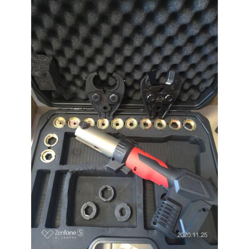 壓接機 適用18v牧田電池