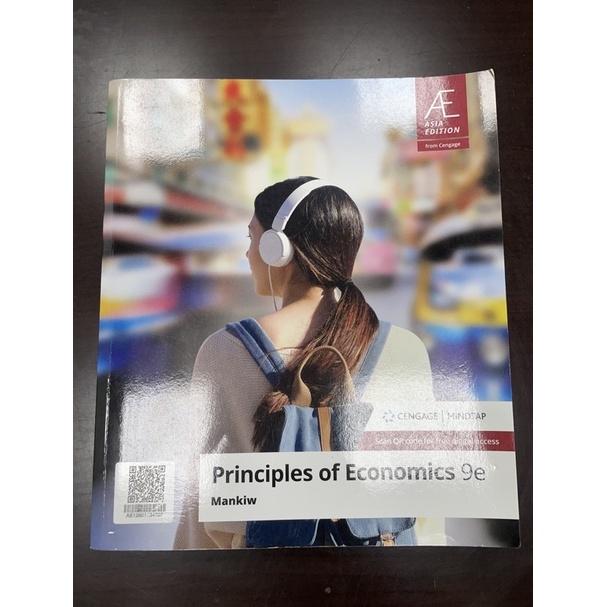 Principles Of Economics 9e 經濟學第九版