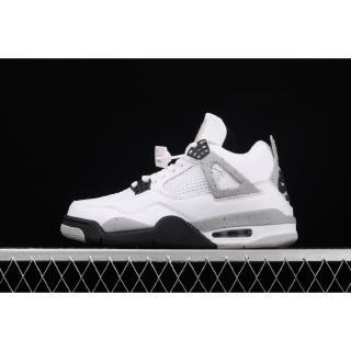 Air Jordan 4 White Cement AJ4 乔4白水泥 白灰 840606-192