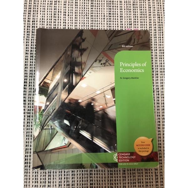 經濟學原文第八版Principles of Economics 8th