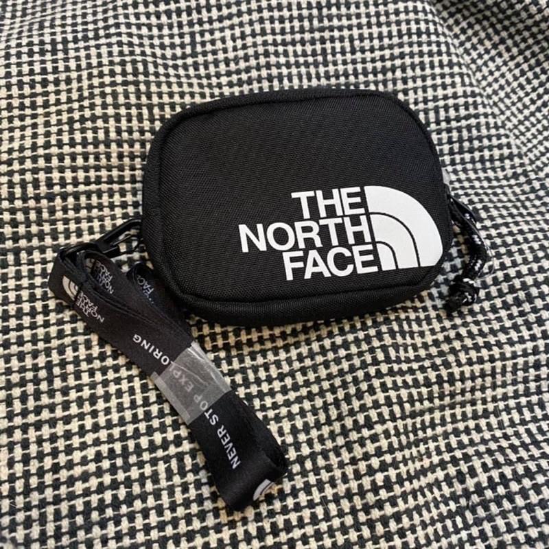 🔜The North Face韓國代購WALLET 證件帶 零錢包 吊飾