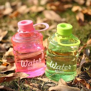迷你 BOTTLE MY 水桶 汽水瓶 650ML 隨身 水杯 水瓶 運動 水壺 冷水壺 【RS483】