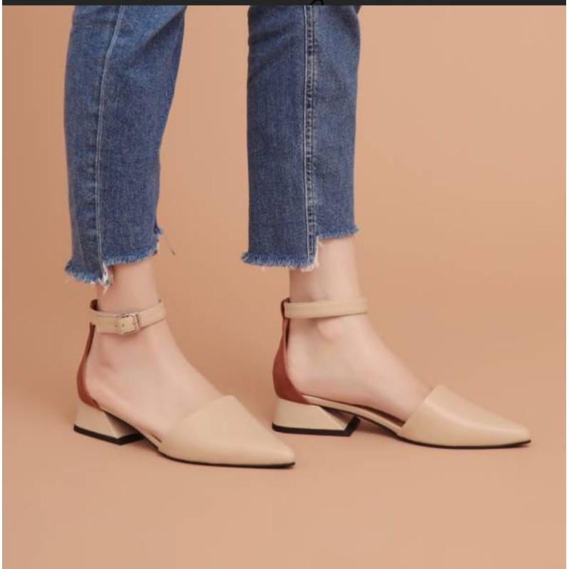 (僅試穿近全新)Major Pleasure 尖頭鞋