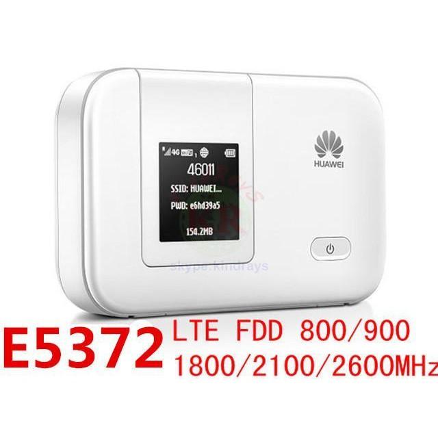 【附發票+轉卡】華為 E5372s-32 4G雙頻2.4g+5g SIM卡Wifi分享器無線行動網卡路由器 E5372