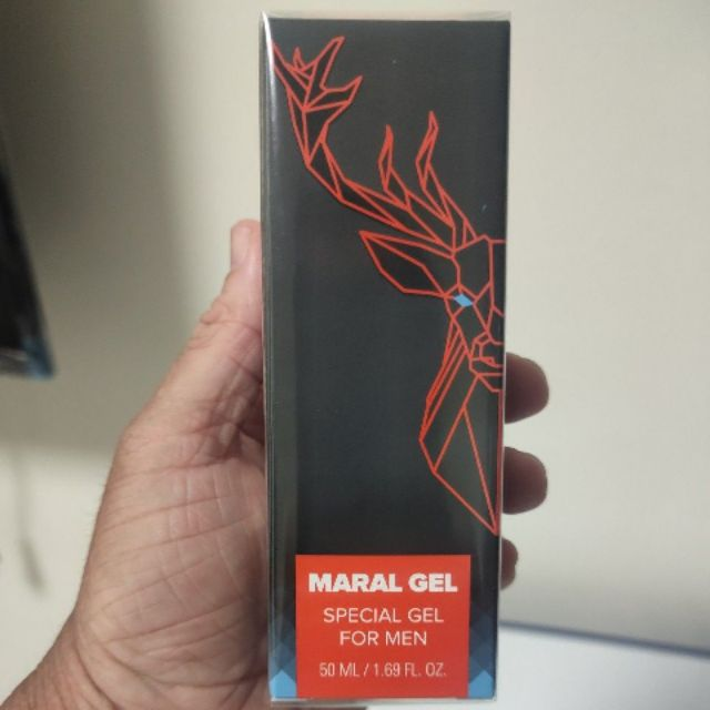 MARAL GEL – INTIMATE LUBRICANT photo review