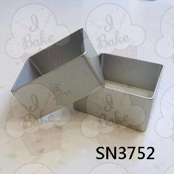 *愛焙烘焙* 四方圈(陽極) SN3752 三能