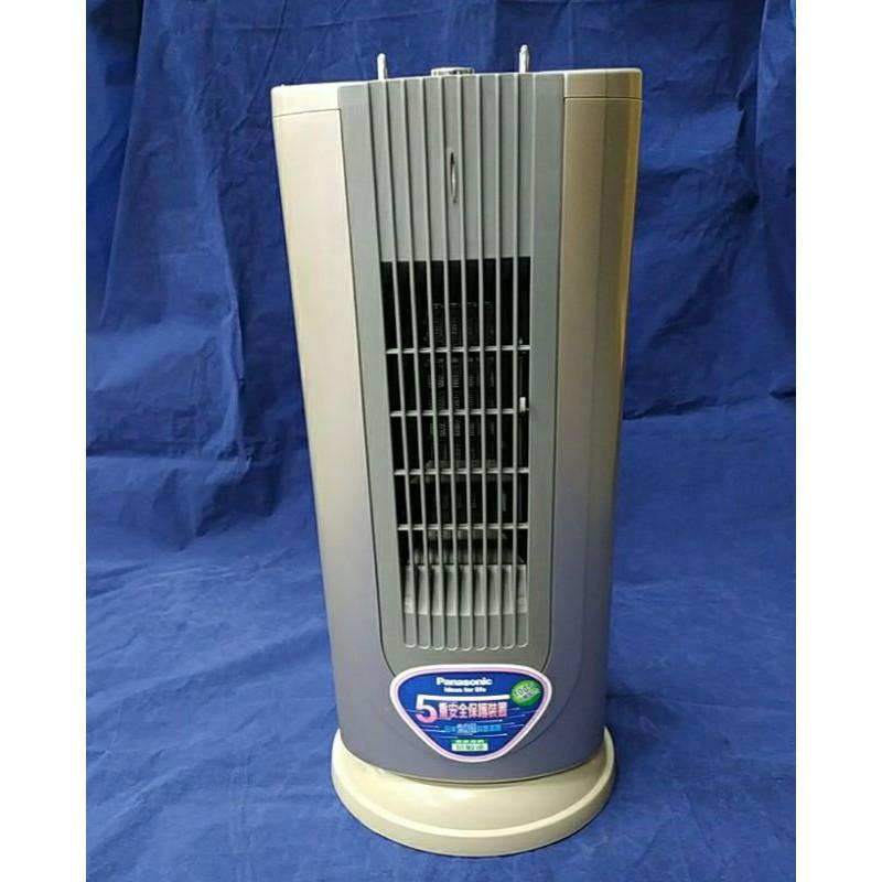 Panasonic 光觸媒電熱器FE-12LR 國際牌直立式陶瓷電暖器-無彩盒