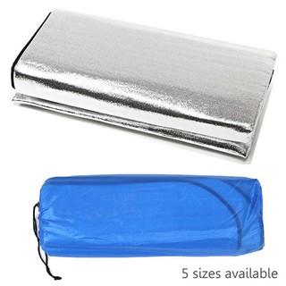 雙層鋁箔防潮墊 300*300 隔熱墊 睡墊 錫箔墊 野餐墊 地墊 鋁膜墊 高雄市
