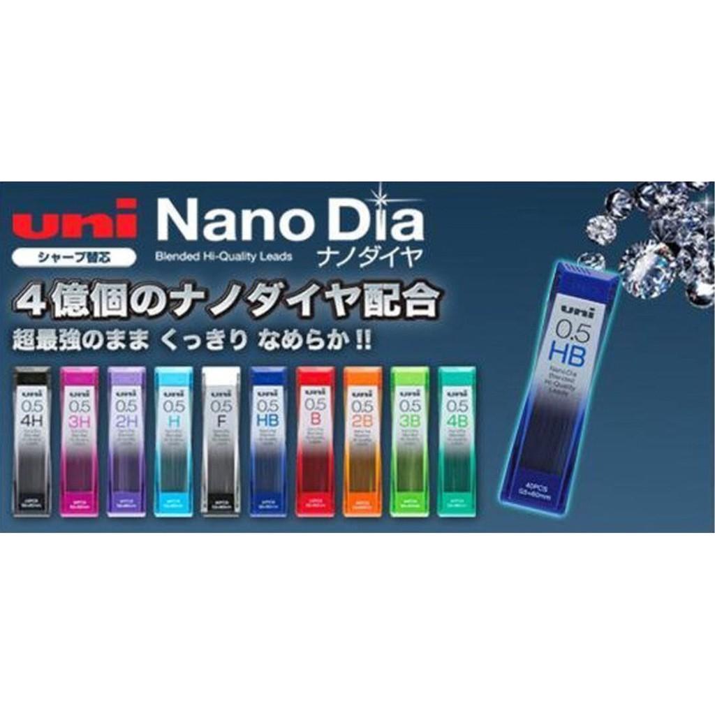 三菱 UNI Nano Dia 202ND 0.5自動鉛筆芯
