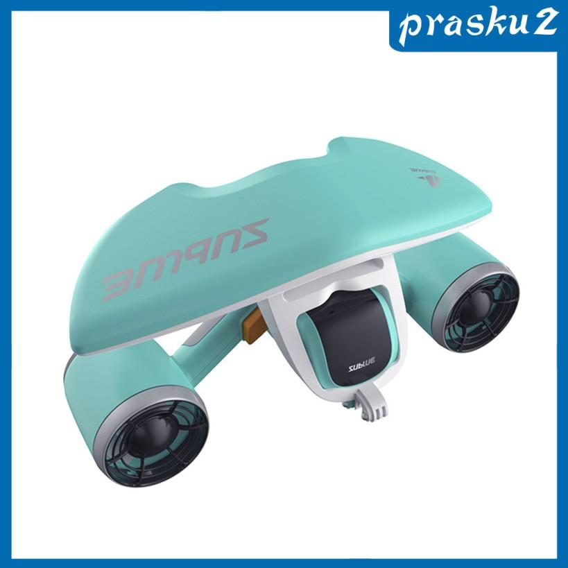 [Prasku2] 電動水下踏板車水海雙電機動作潛水踏板車