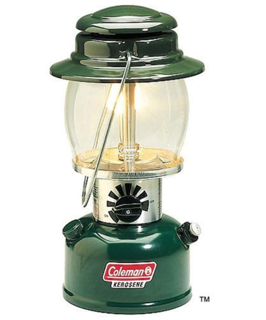 Coleman 美國 KEROSENE 639c 煤油汽化燈 高亮度原裝進口
