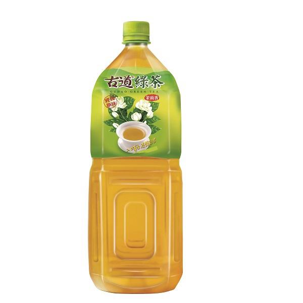古道 綠茶-茉莉香(2000ml/瓶)[大買家]
