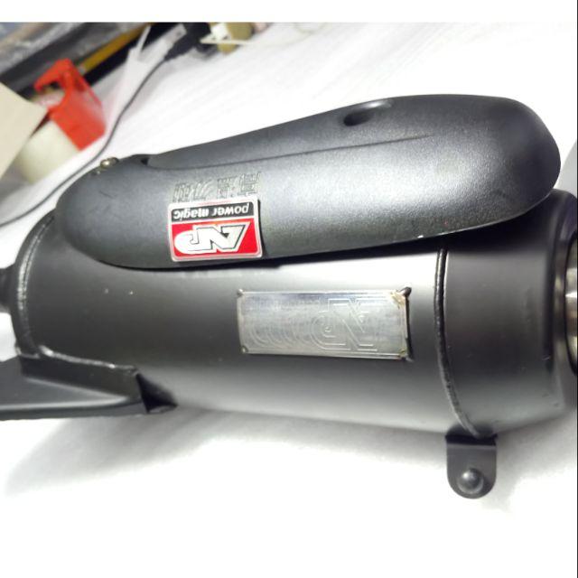 車迷屋RD 排氣管 GP排氣管 直通 附消音塞
