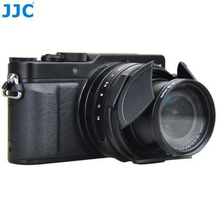 促銷JJC 公司貨 DMC-LX100 LX100 LX100II 自動鏡頭蓋 賓士蓋 自動開合鏡頭蓋 自動開啟閉合