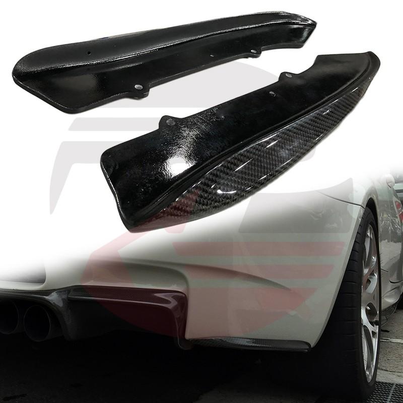 KP擎利國際 BMW E92 E93 M3 碳纖維後保桿定風翼 正M3專用 卡夢後定風翼 外銷商品