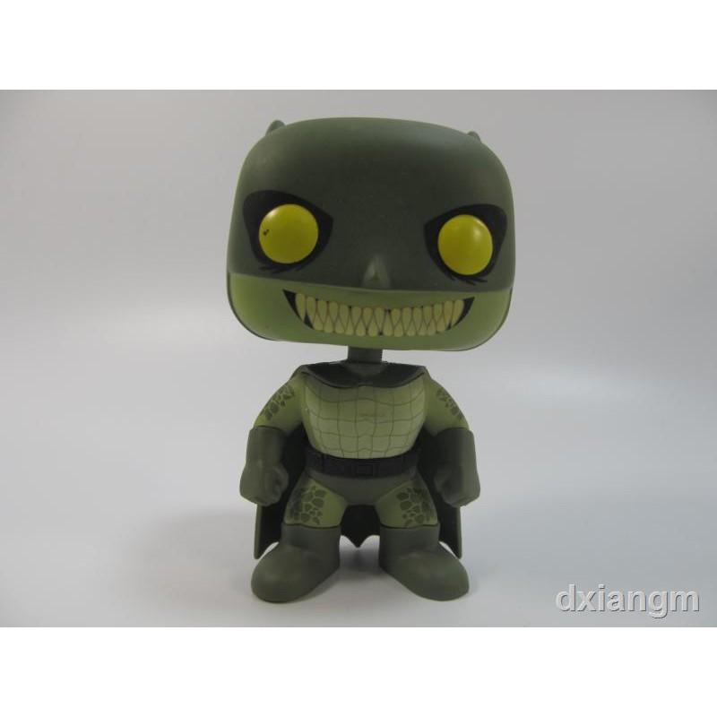 ☃✵✤正版散貨 FUNKO POP 蝙蝠俠 綠色 Classic Batman 手辦公仔玩偶