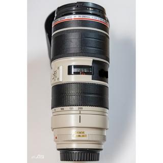 Canon EF 70-200mm f/ 2.8L IS II USM 公司貨 過保固 高雄市面交 高雄市