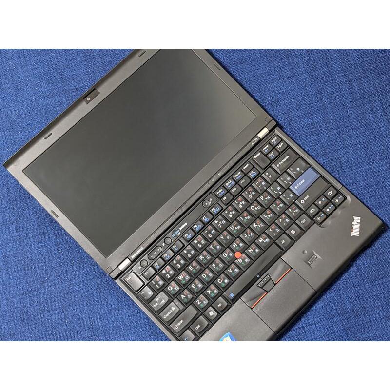 Lenovo X220 i5-2520m 4G_DDR3 320G_HD