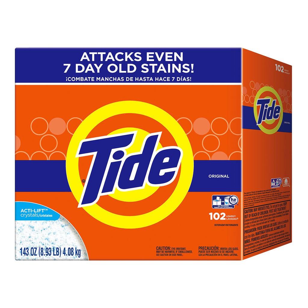 好市多 tide 洗衣粉