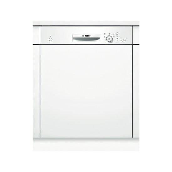 *~新家電錧~*【BOSCH】[ SMI53D02TC ] 半嵌式洗碗機 60 cm White 【實體店面】
