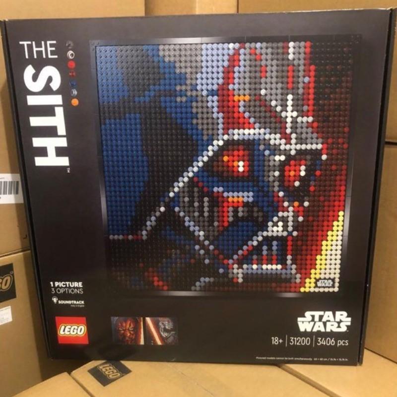 💯全台最低價❗️台南可面交 LEGO 樂高 31200 星戰 Star Wars 星際大戰 THE SITH 原裝正品