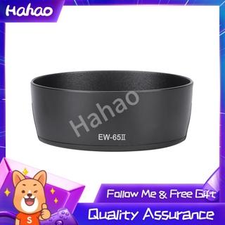 Hahao 卡口鏡頭遮光罩 Ew ≤ 65i 避免了 Ef 28mm F2.8 35mm F2.0 相機的散光