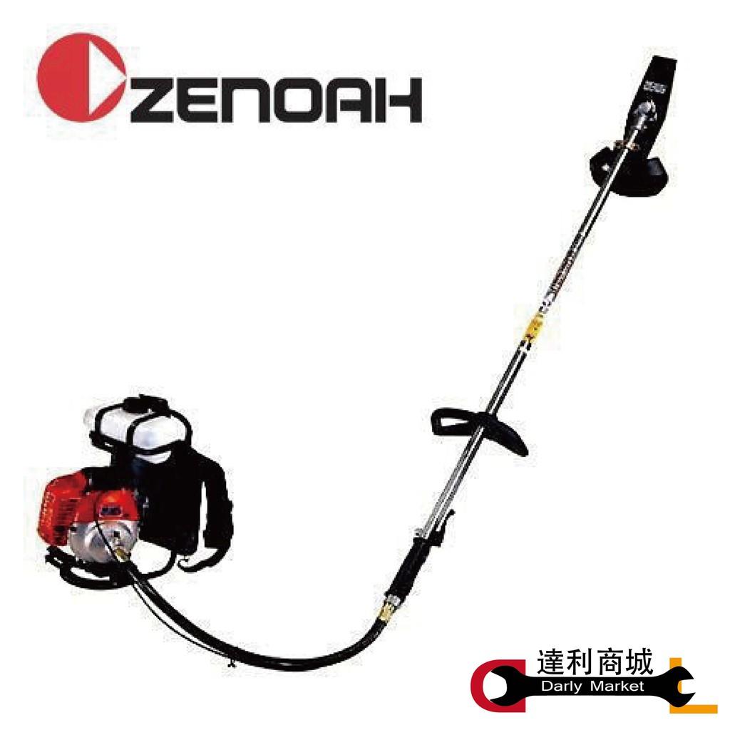 =達利商城= 日本小松 ( ZENOAH ) BK4301FL 背負式軟管割草機 二行程 除草機 割草 小松