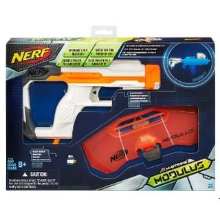 《Tomo屋》NERF 自由模組系列: 攻擊防衛套件(JOLT elite 彈夾 彈匣組  子彈)