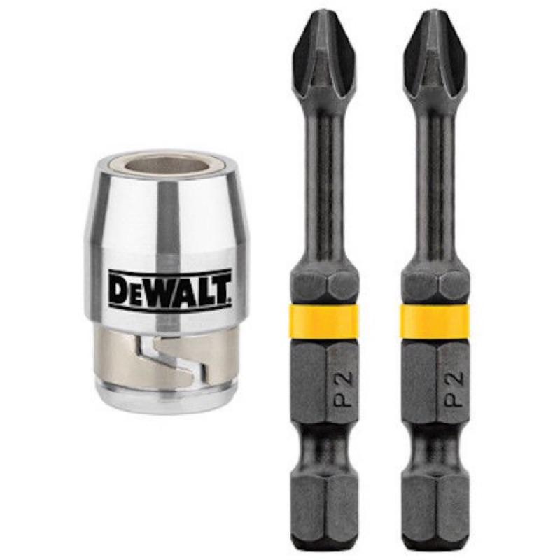 特價DEWALT得偉新款耐衝擊起子頭2代二代磁力套筒組Dewalt得偉 起子頭磁力套