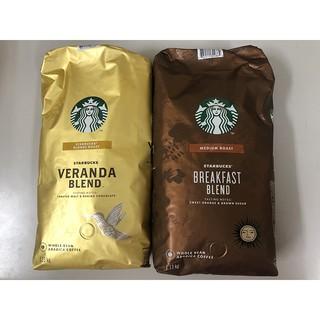 好市多 星巴克 Starbucks  早餐綜合咖啡豆 黃金烘焙綜合咖啡豆  科克蘭 義式深度烘焙咖啡豆  冬季限定 咖啡 臺南市
