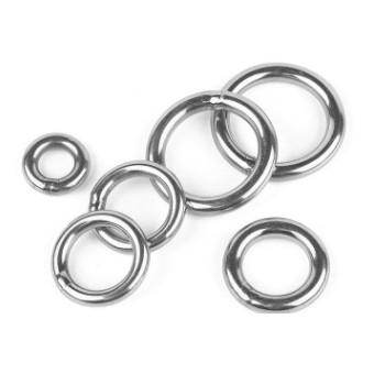 //附發票(東北五金)台灣製 3*20~6*60mm白鐵圓圈 材質:SUS304不銹鋼 型號:YS317 白鐵環 白鐵圈