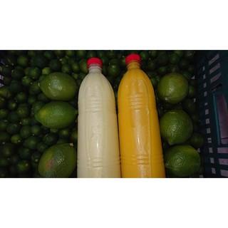 2021當季現貨、鮮榨100%天然檸檬汁原汁&金桔汁原汁 屏東縣