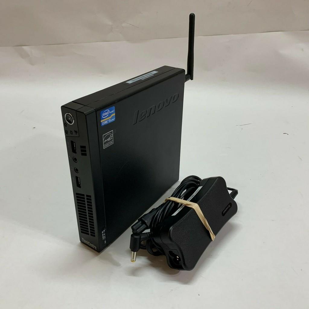 Lenovo M92p Tiny 袖珍型電腦 i5-3470T/8G/160G SSD/ WiFi