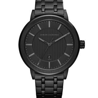 Armani Exchange 黑色手錶(全新)男女通用 新竹縣