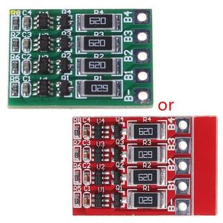 WER 4S 3.2V電池保護板平衡平衡完全充電電池電池