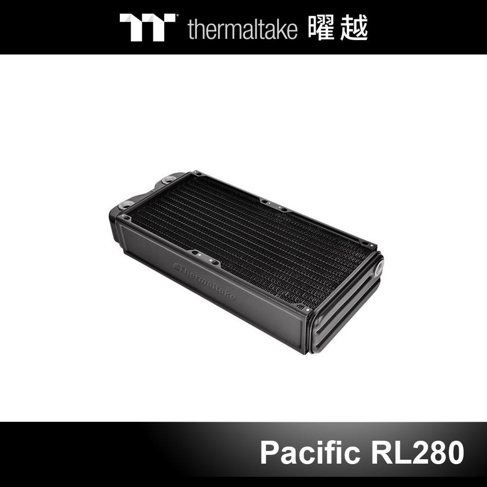 曜越 Pacific RL280 水冷排 CL-W016-AL00BL-A
