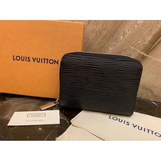 Sarah二手精品屋LV LOUIS VUITTON M60152 M61206 EPI 水波紋 拉鍊零錢包
