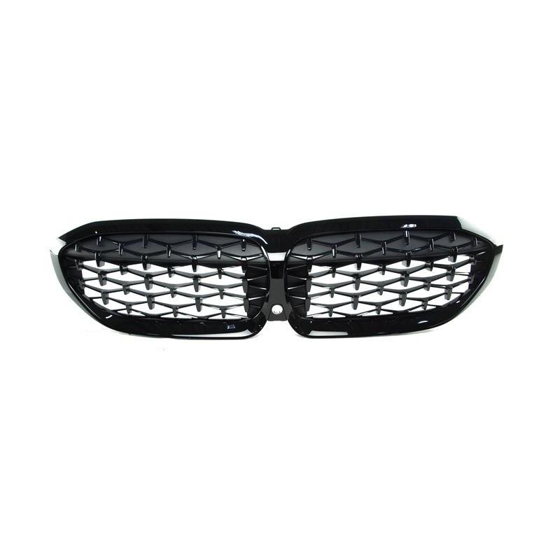 【XCTN】BMW 原廠 G20 G21 流星 水箱護罩 黑鼻頭 中網 M performance mp M340i