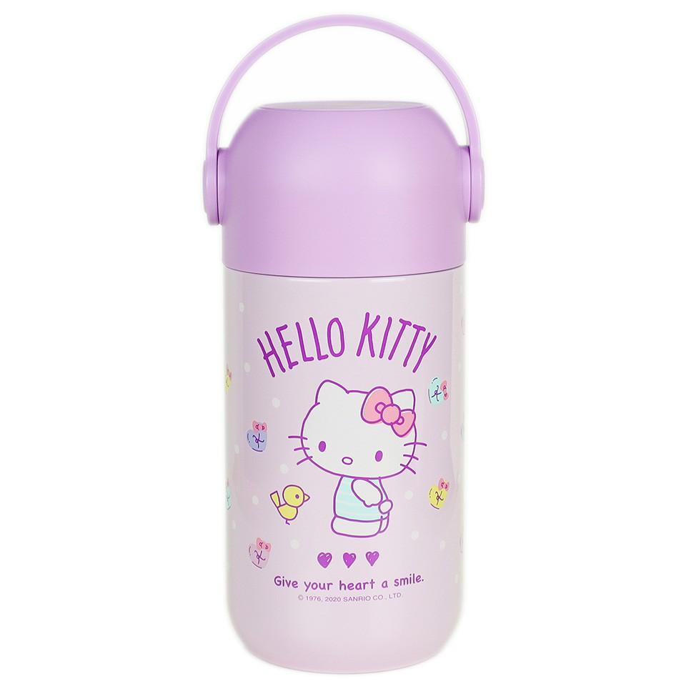 Hello Kitty手提燜燒罐-紫 交換禮物