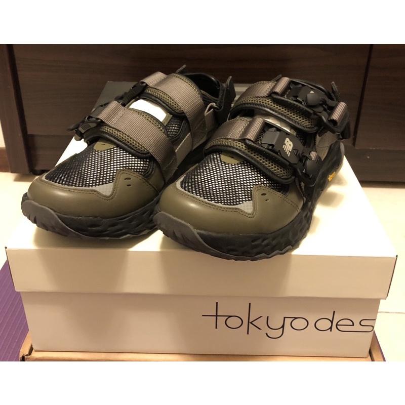 [全新現貨] New Balance x Snow Peak x TDS niobium concept 2 涼鞋