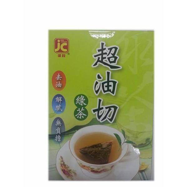 超油切綠茶 3gX10包